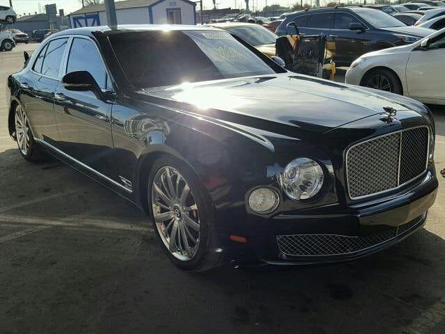 2012 Bentley Mulsanne Bidgodrive Amazingcars247 V8