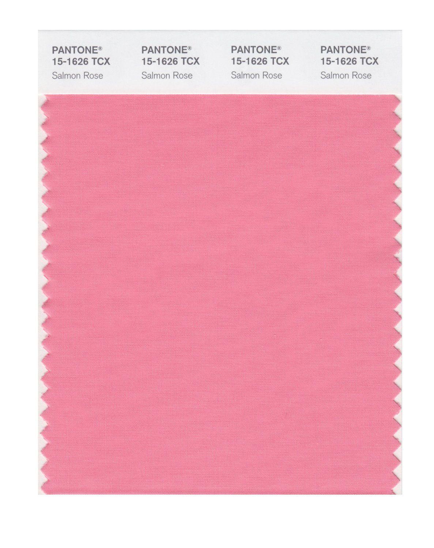 PANTONE SMART 15-1626X Color Swatch Card, Salmon Rose - House Paint ...