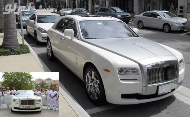 صور رولز رويس لتوصيل مراجعي عيادة أسنان في دبي مجانا Car Vehicles