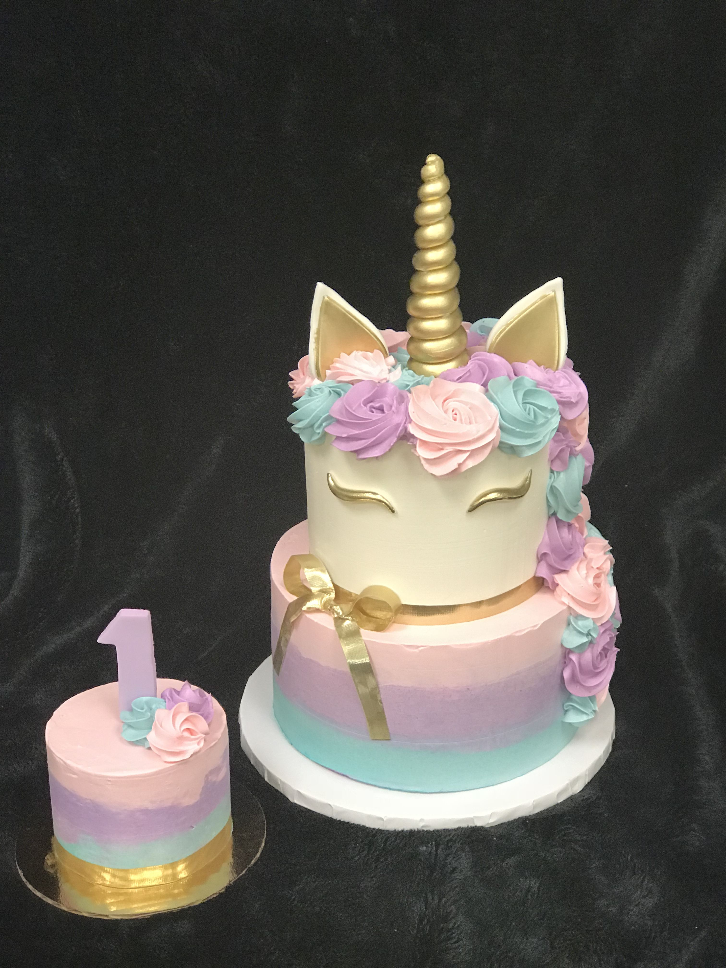 Unicorn Cake From Heartofcakelondon Decorated Cake Ideas
