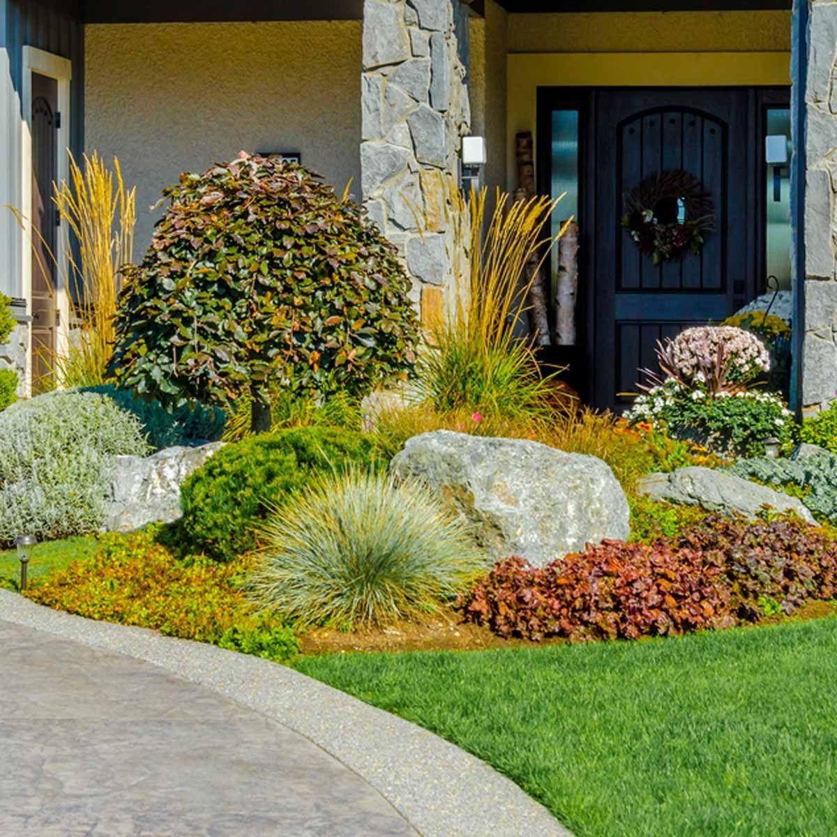 More 5 Fantastic Simple Home Garden Design: 12 Simple Ways To Enhance Curb Appeal