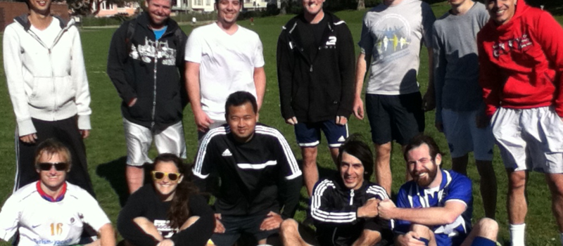 1000 AM Coed Pickup Soccer Game by Fun Soccer Saturdays