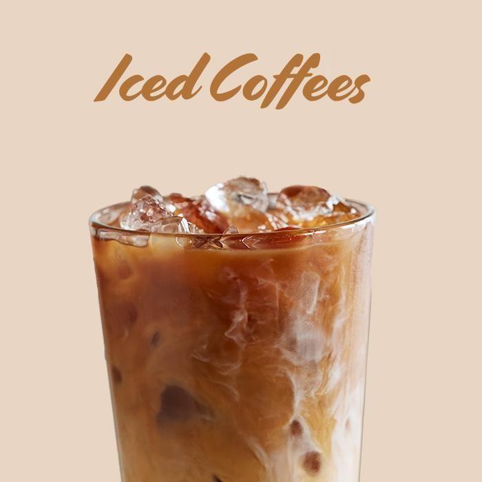 Skinny Salted Caramel Iced Coffee