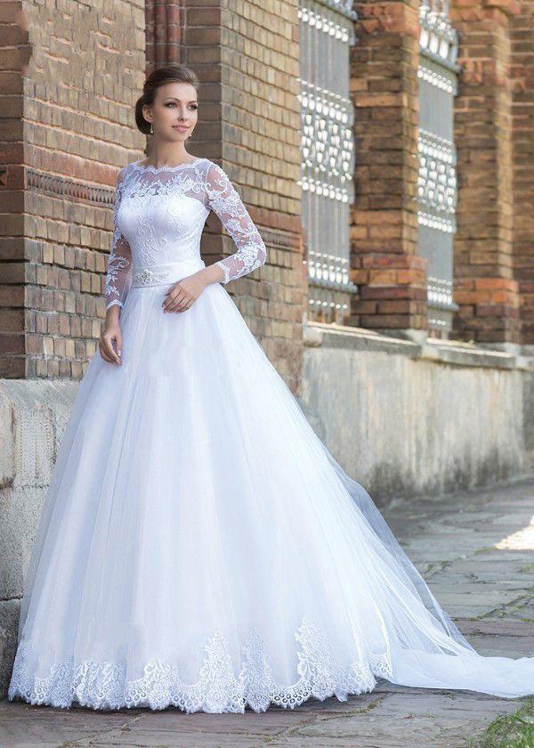 Vestidos De Novia 2015 Sereia Long Sleeve Wedding Dress Sexy Lace Wedding Dress Vestido De Casamento Custom Made bridal Gowns