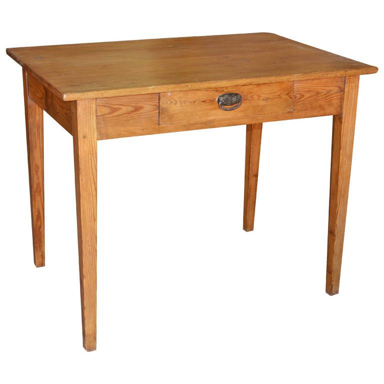 Small Antique Desk or Farm Table HEIGHT: 31 in. (79 cm) WIDTH: 39 in. (99  cm) DEPTH: 26 in. (66 cm) - Small Antique Desk Or Farm Table Office Sourcing Pinterest