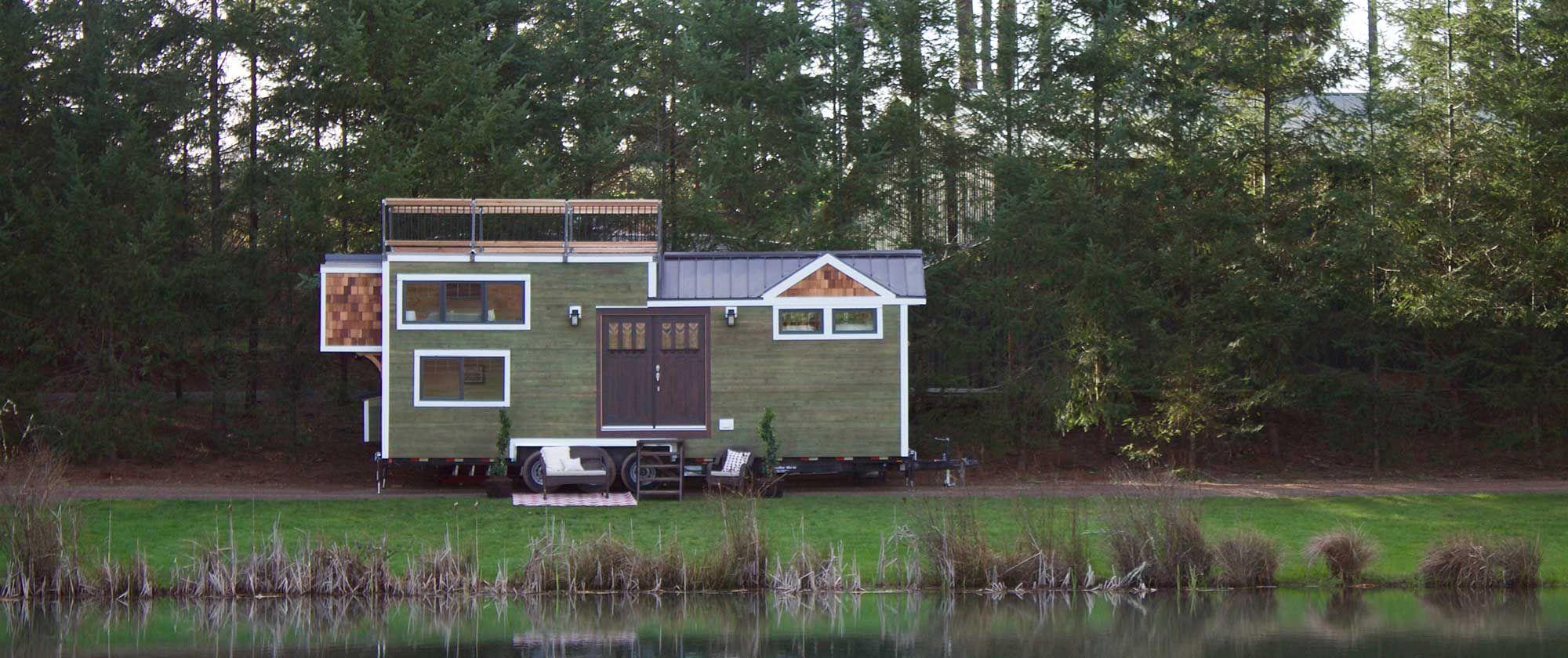 Tiny heirloom luxury custom tiny homes for sale home