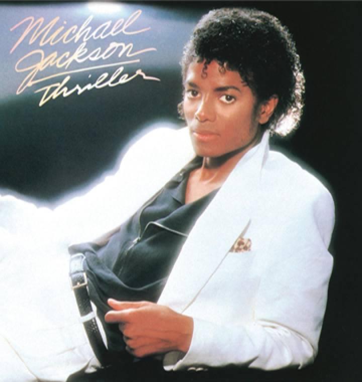 Los 10 Discos Más Vendidos De La Historia Michael Jackson Jackson Thriller De Michael Jackson