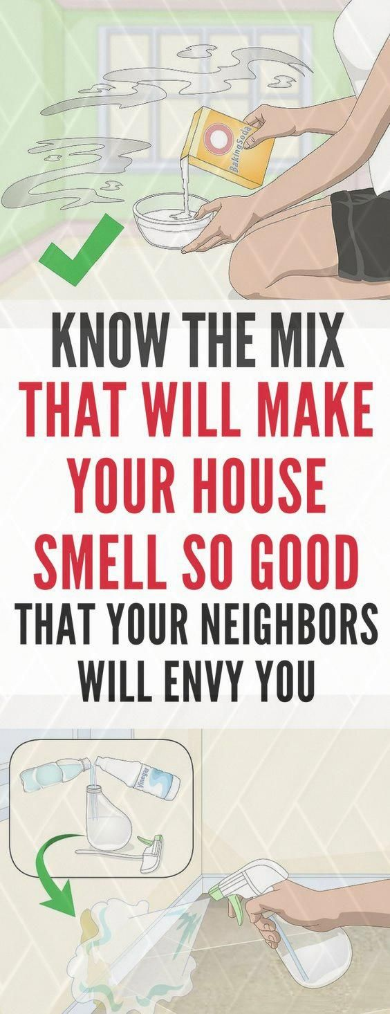 THE MIXTURE THAT WILL MAKE YOUR home SMELL SO WONDERFUL