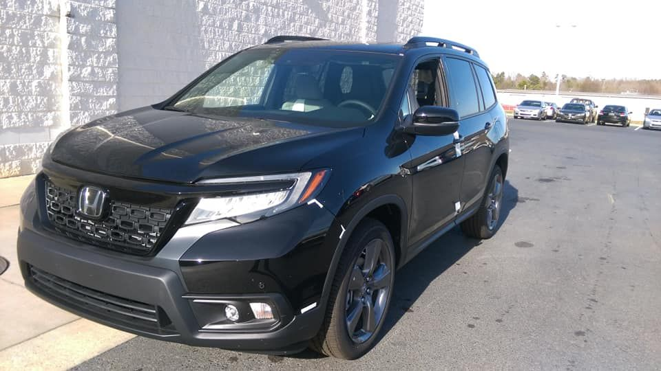 Your Passport To Adventure Is Here Come In And Check Out The All New 2019 Honda Passport Honda Cars Honda Passport Honda