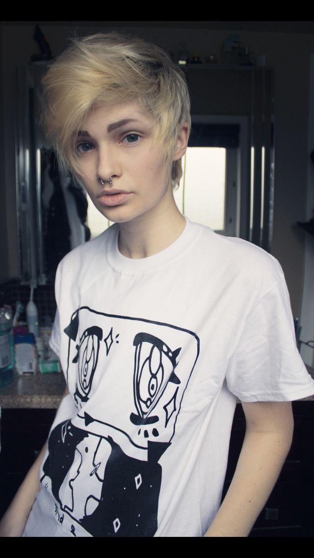 Super Cute Short Hair Cute Hairstyles For Short Hair Short Emo Hair Short Hair Styles