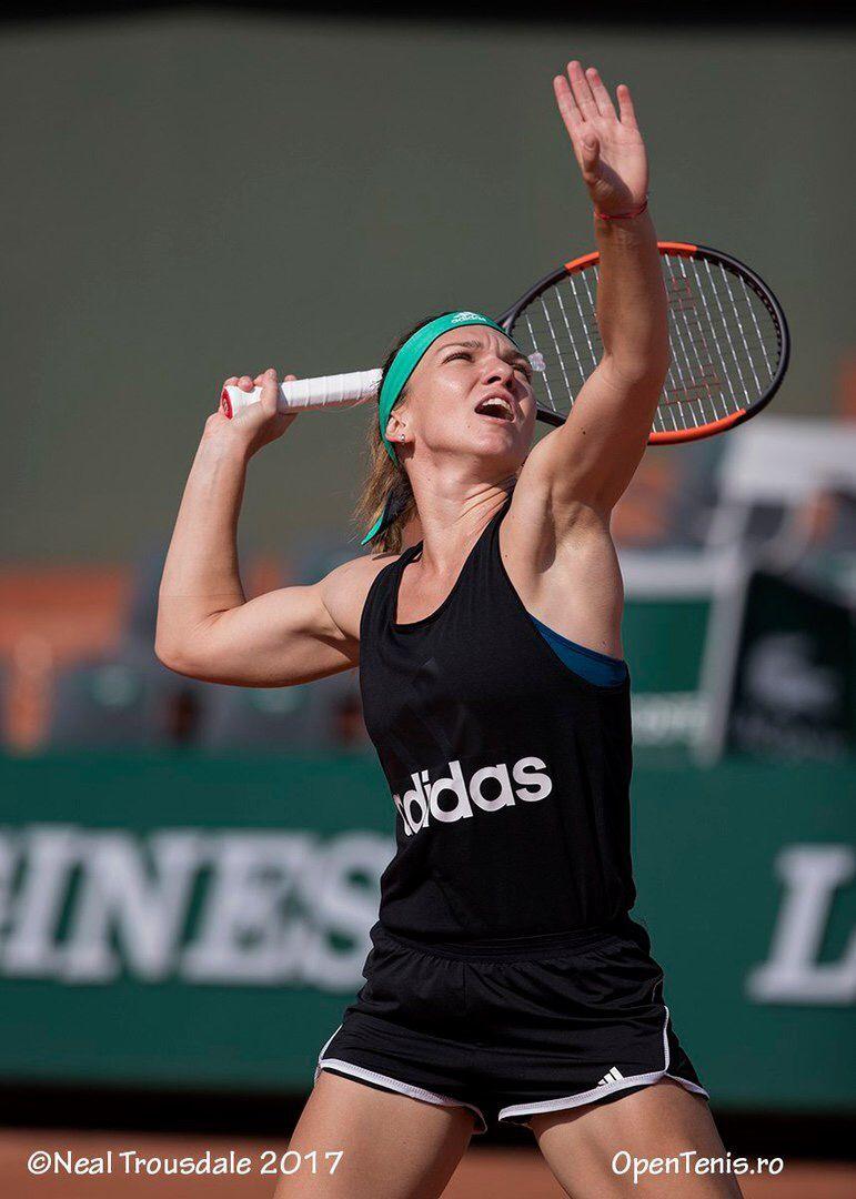 Simona Halep green head band. Tennis stars, Tennis