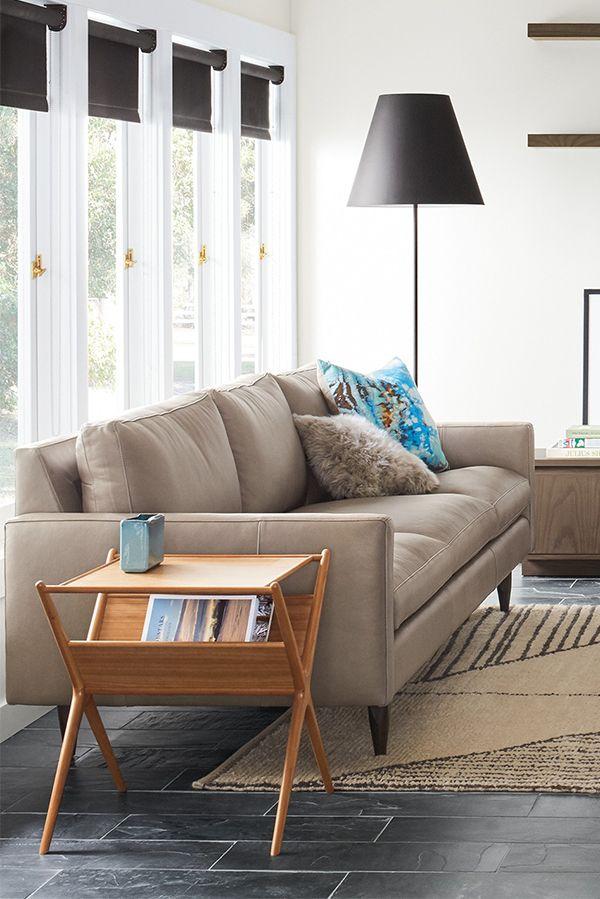 Jasper Leather Sofas Modern Sofas Loveseats Modern Living Room Furniture Leather Couch Living Room Modern Leather Sofa Decor Leather Couches Living Room