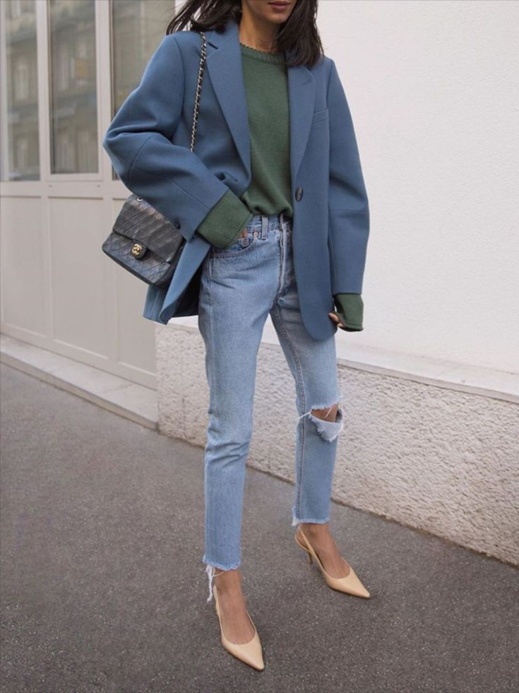 31 Refreshingly Easy Outfits You Should Try This January in 2020 | Fashion, Cute outfits, Stylish ou – Stylish