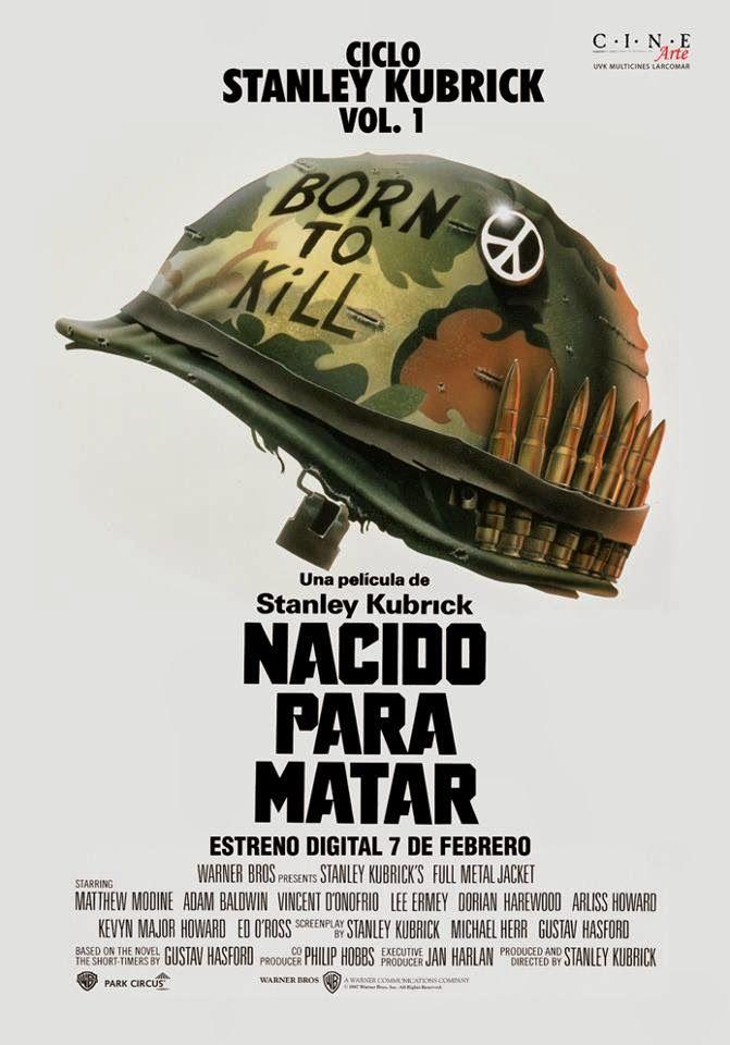 Nacido Para Matar Buscar Con Google La Chaqueta Metálica Carteles De Cine Carteleras De Cine