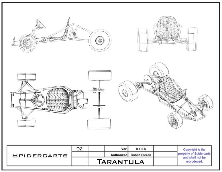 tarantula go kart plans