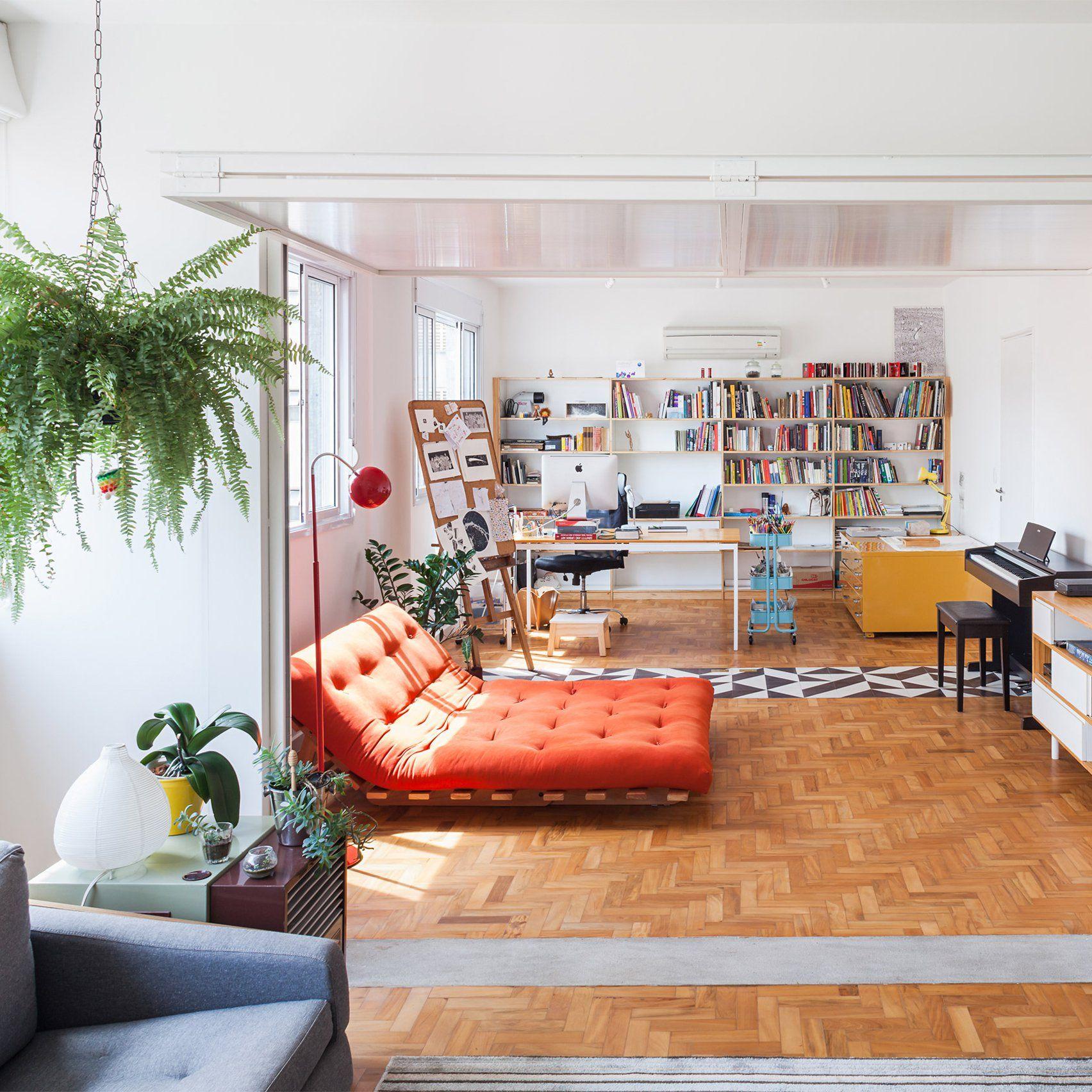 Marvelous 10 Retro Interiors Show The 70s Are Making A Comeback