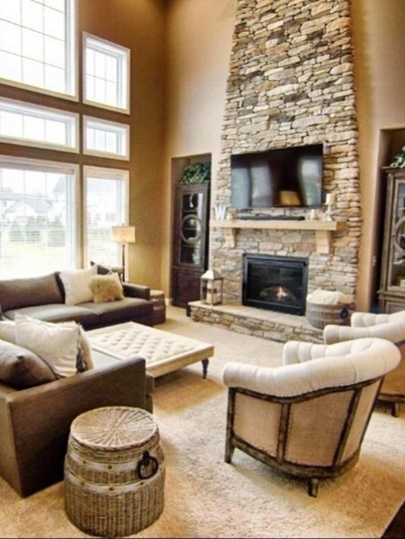 Modern Rustic Living Room Ideas Simple In 2020 French Country Living Room Rustic Living Room Elegant Living Room Decor