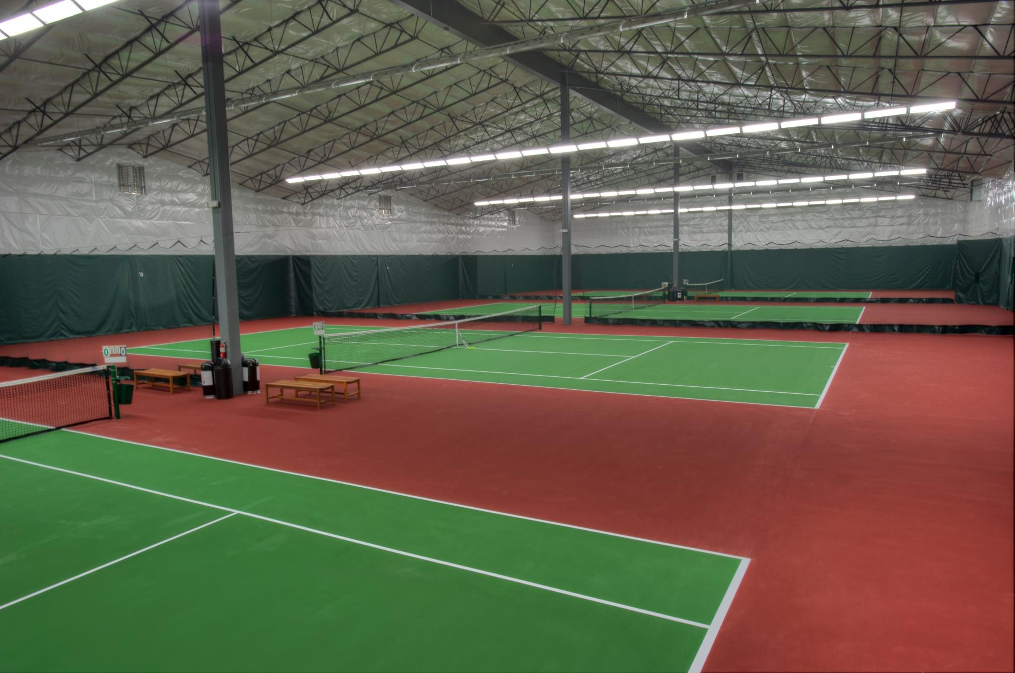 Nothing Beats Playing Indoor Tennis When Its Raining Outside Central Park Tennis Club Kirkland Wa Indoor Tennis Tennis Clubs Tennis