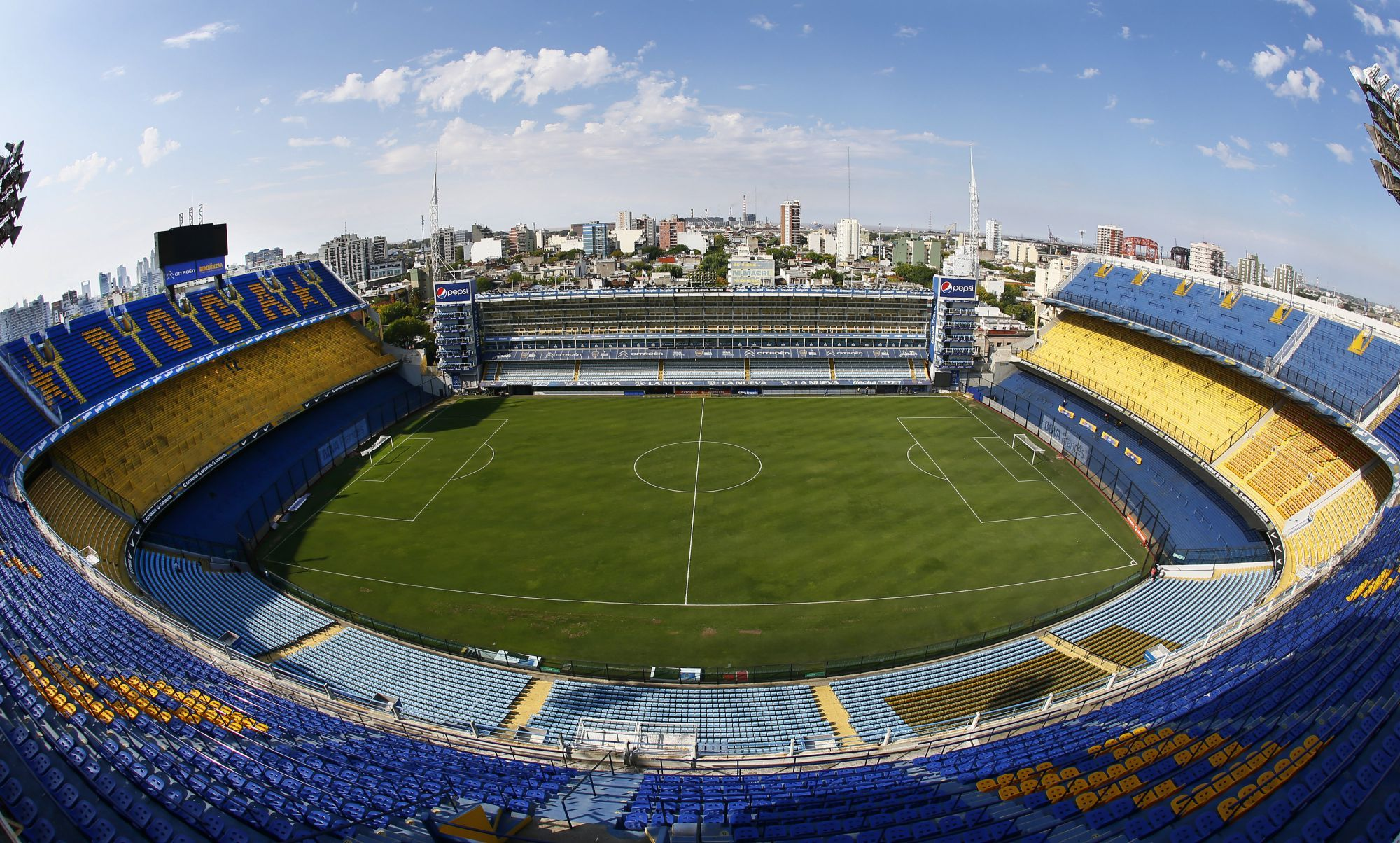 Boca Juniors: #Estadio La Bombonera #CABJ Boca Juniors