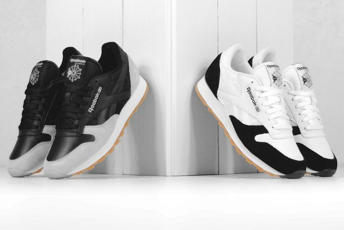 mita Sneakers X Reebok Classic Leather Sneaker Freaker
