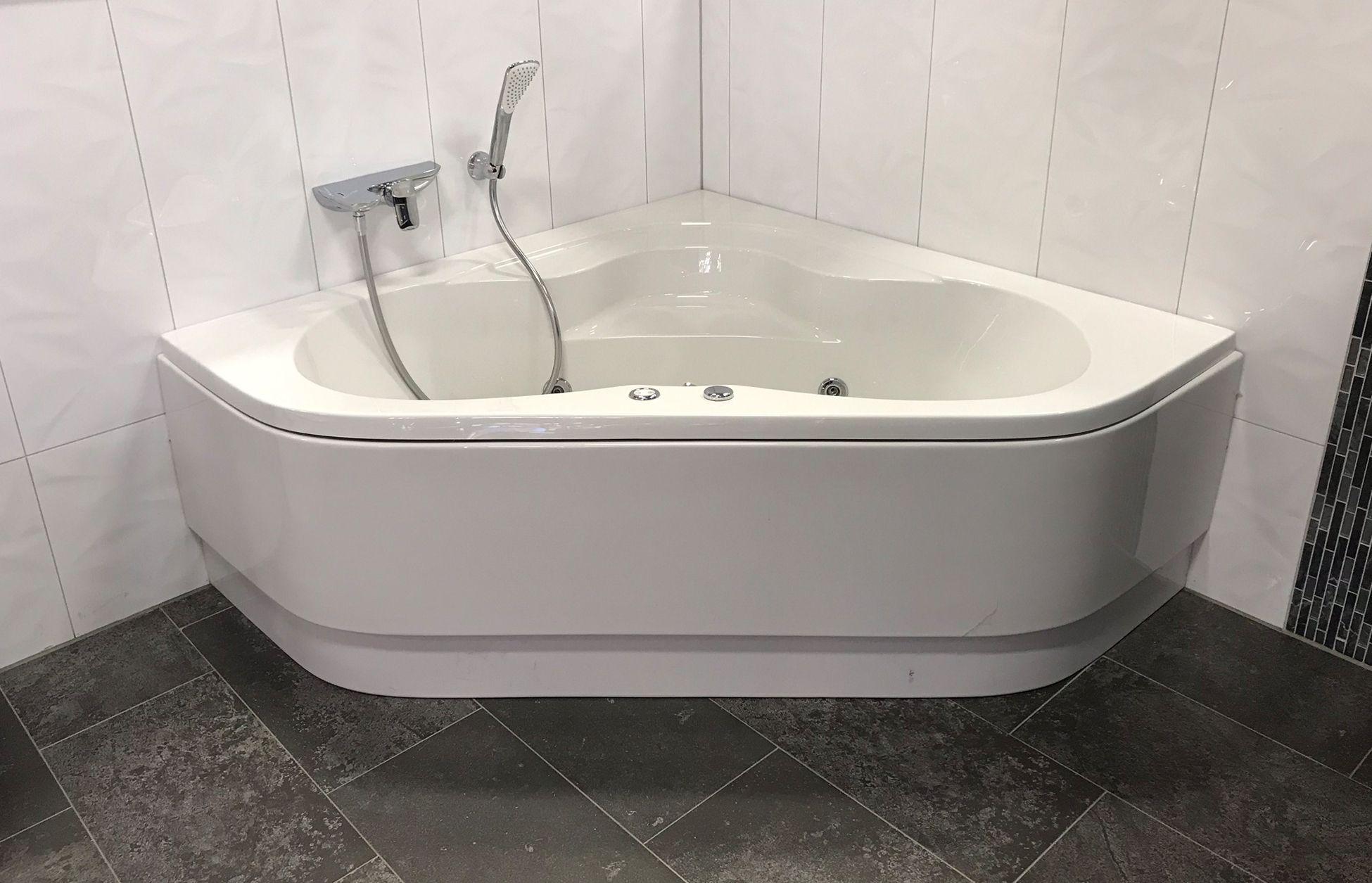 Eckbadewanne Badezimmerideen Wanne Badewannenreparatur