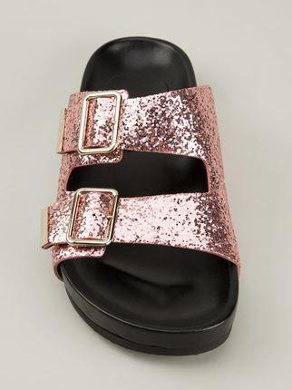 Top 20 Birkenstock Inspired Sandals | Sandals, Glitter