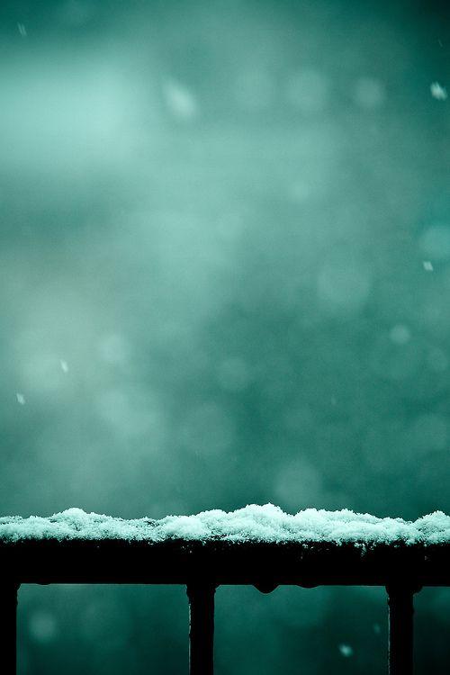 ♀ Bokeh photography outdoor snow winter