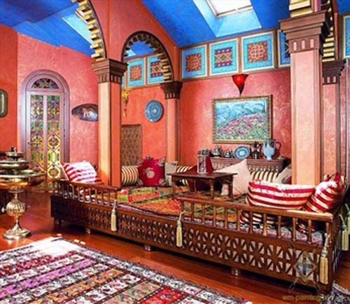 Moroccan Decor Home Accessories And Wall Decoration In Moroccan Style