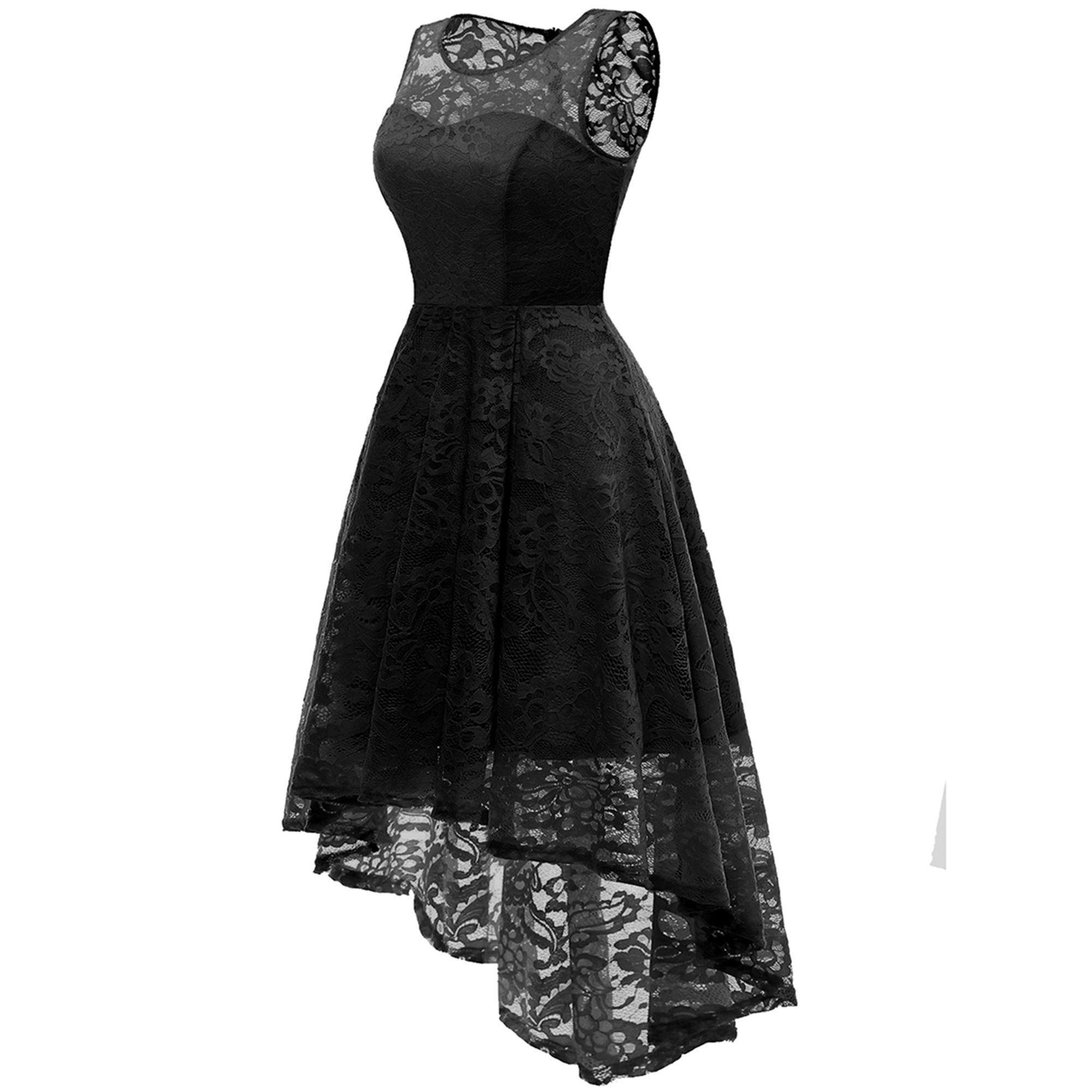 Market In The Box Market In The Box Women S Lace Dress Vintage Floral Sleeveless Hi Lo Formal Party Dress Asymmetrical Cocktail Formal Swing Dress Walmart C In 2021 Lace Dress Vintage [ 2000 x 2000 Pixel ]