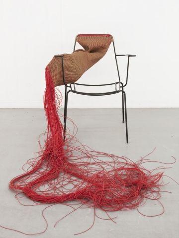 Susanne Thiemann and Moritz Partenheimer at Galerie Jordanow