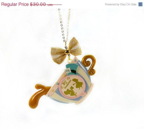 ON+SALE+Alice+In+Wonderland+Tea+Party+Mad+Hatter+by+CuteAbility