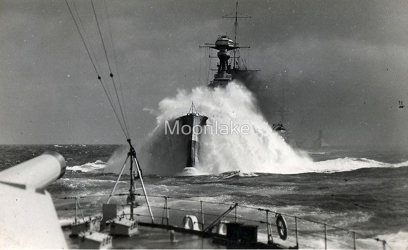 The Royal Oak - WW2 Ship