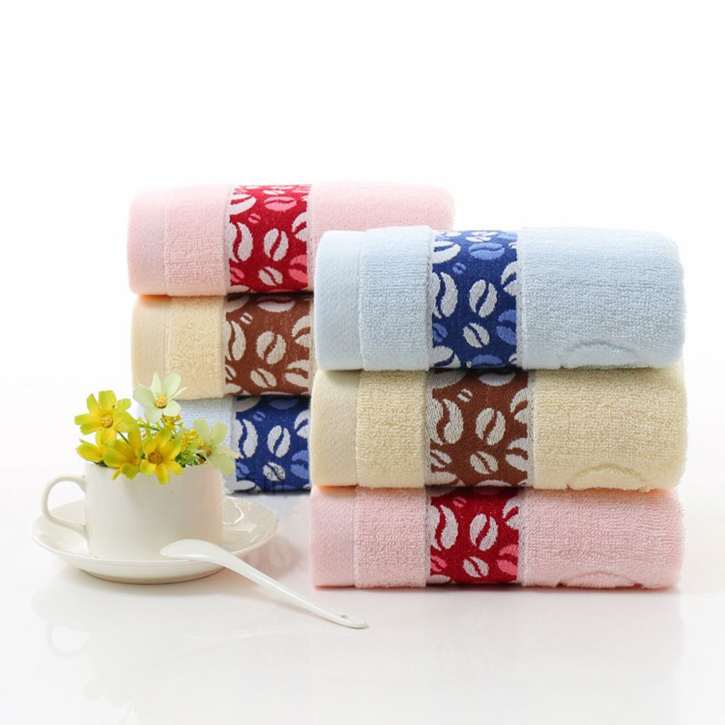 Find this Pin and more on Towels. Sales promotion Universal Jacquard  Embroidered ...