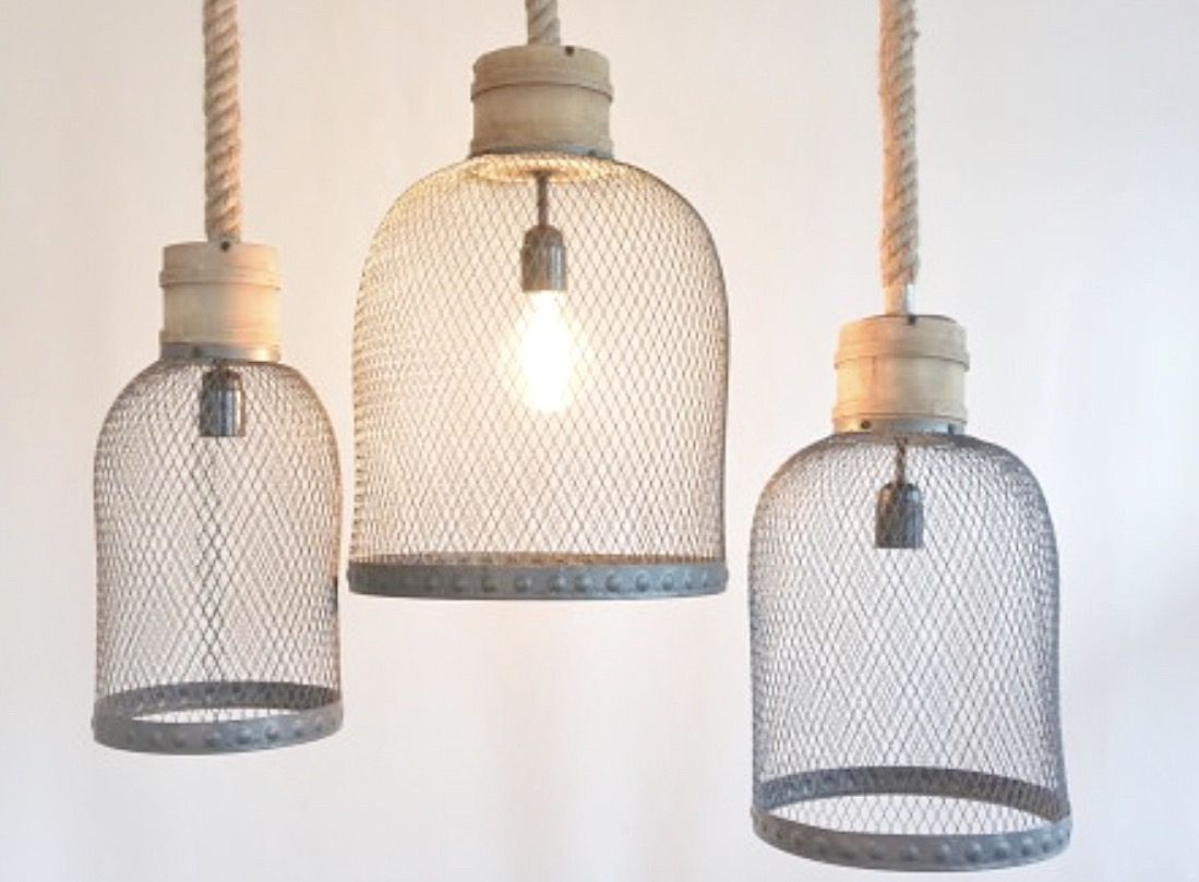 Touwlamp Zwart Verlichting Mi Casa Home And Living Verlichting Hanglamp Lampen