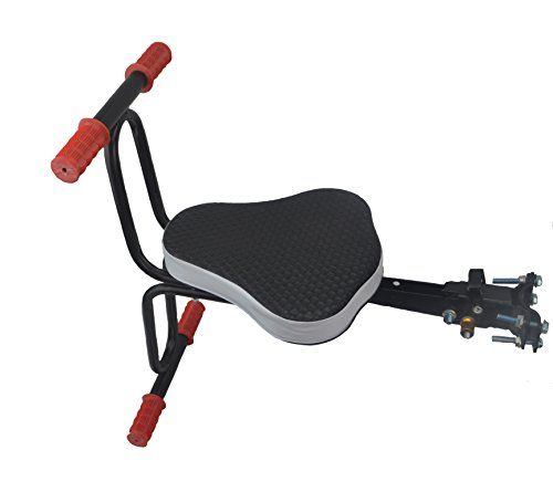 TOPCABIN Fashionable Detachable Bicycle Front & Front Seat Bike Child Carrier Child Front &Back Rest For Bike Motorcycle Cycling (Age 2-6 yrs., Weight Limit 60 Lbs.)  http://bikeseats.henryhstevens.com/shop/topcabin-fashionable-detachable-bicycle-front-front-seat-bike-child-carrier-child-front-back-rest-for-bike-motorcycle-cycling-age-2-6-yrs-weight-limit-60-lbs/ https://images-na.ssl-images-amazon.com/images/I/41fEns3aYPL.jpg