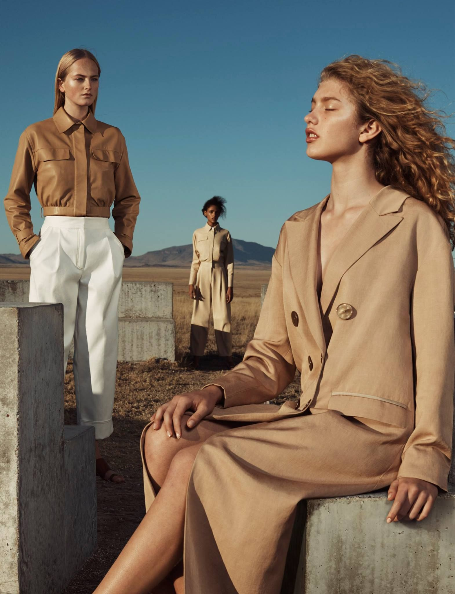 Massimo Dutti   Spring Summer 2018 Women's Ad Campaign is part of Fashion photography inspiration - Everything For Fashion Lovers