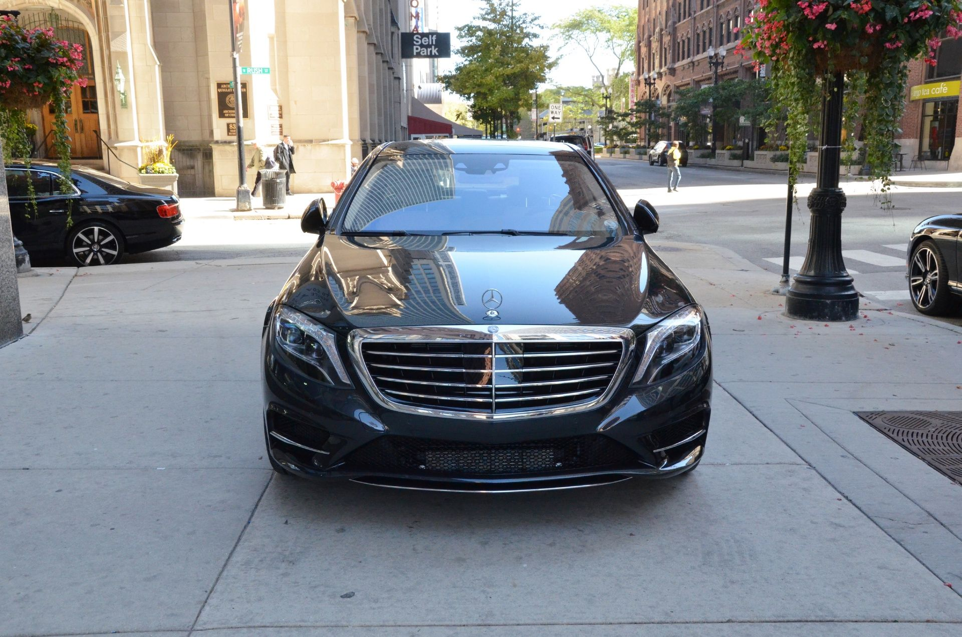 Used 2015 Mercedes-benz S-Class S550 | Chicago, IL