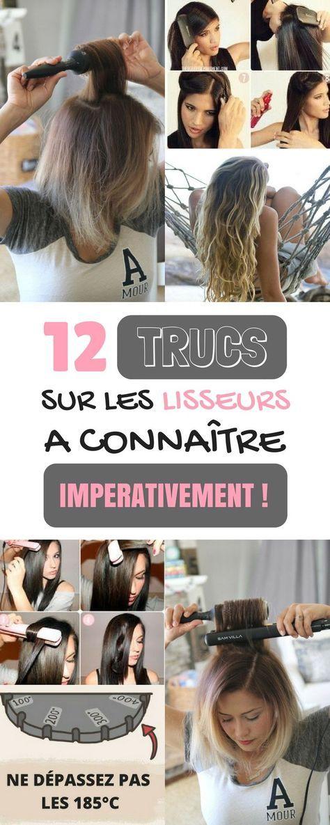 12 TRUCS SUR VOTRE LISSEUR A CONNAITRE IMPÉRATIVEMENT