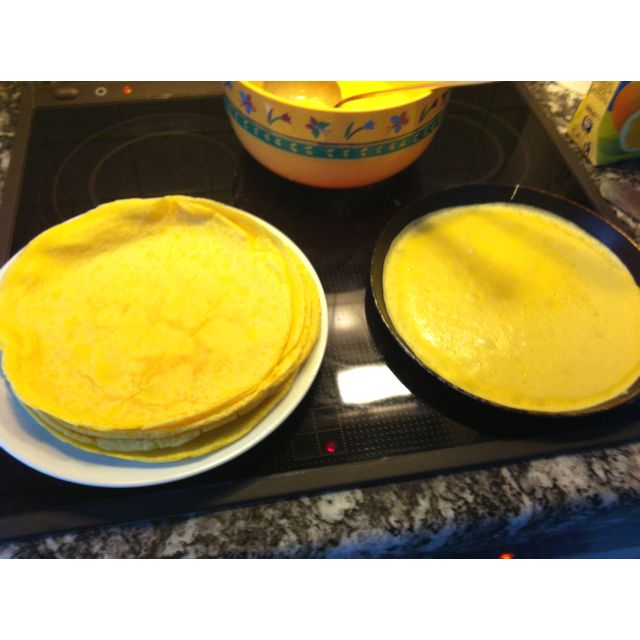 Crepes!!!