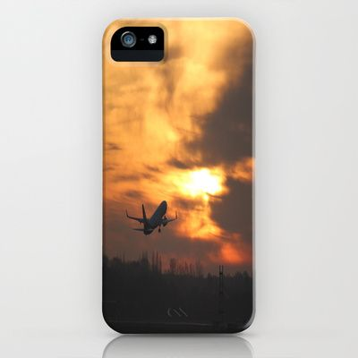 Up UP and away iPhone & iPod Case by Angelika Kimmig - $35.00