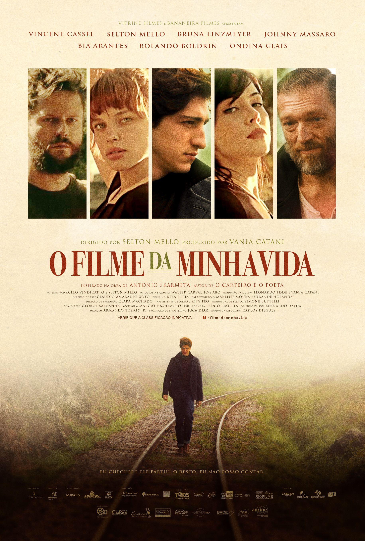 O Filme Da Minha Vida 2017 Imdb Movies See Movie I Movie