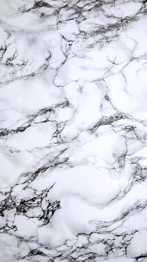 Aesthetic Black And White Marble Wallpaper