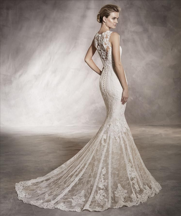 Aura By Pronovias Wedding Dresses Milton Keynes Pronovias Wedding Dress Bridal Dresses Classic Wedding Gowns