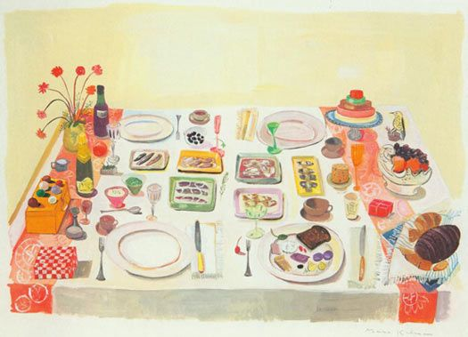 The Modern Art Cookbook: Recipes and Food-Inspired Treasures from the Twentieth Century's Greatest Creative Icons | Brain Pickings