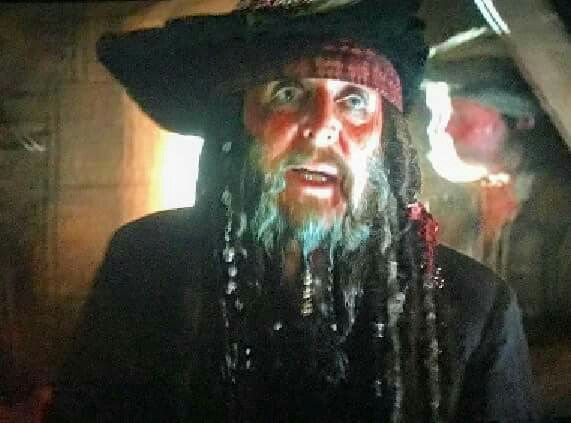 Uncle Jack Pirates Of The Caribbean Dead Men Tell No Tales Oh