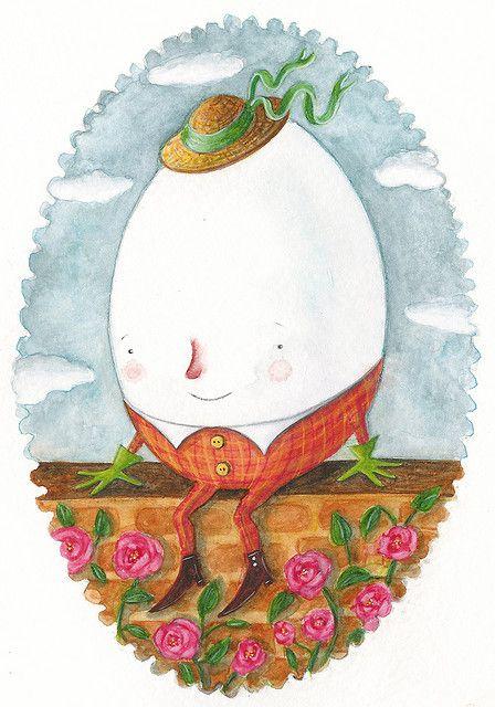 Humpty Dumpty - Susan Mitchell