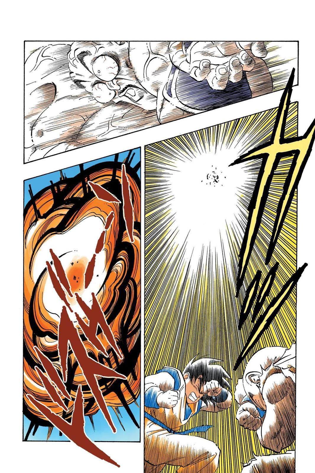 Color on online - Read Dragon Ball Full Color Saiyan Arc Chapter 33 Page 7 Online For Free