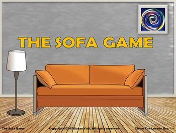 Name Game The Sofa Game Team Building Exercises Classroom - Sofa game