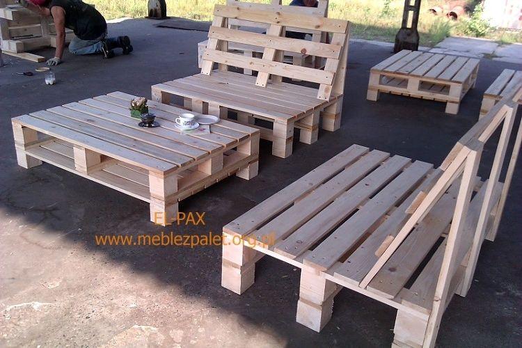 Publikacje Taras Meble Z Palet Na Taras Meble Z Palet Katowice Dabrowa Gornicza Slask Pallet Coffee Table Wood Pallets Coffee Table