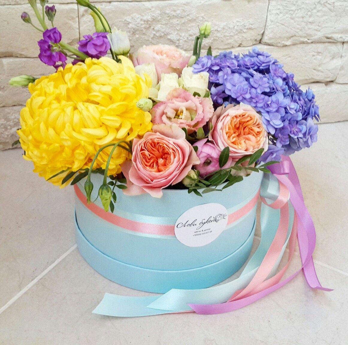 Цветы в коробках картинки доброго дня